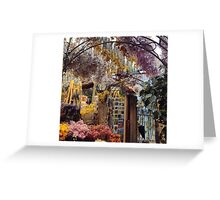 Afternoon in Amsterdam Greeting Card