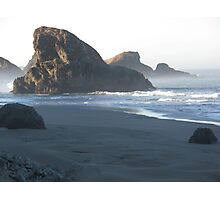 Northern California Coastline Photographic Print
