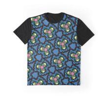Blue Spark Graphic T-Shirt