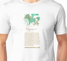I AM A PEGACORN (vertical) Unisex T-Shirt