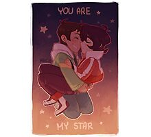 You are my star Photographic Print