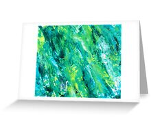 Colors 2 Greeting Card