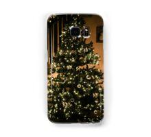 Christmas Tree with Lights Samsung Galaxy Case/Skin