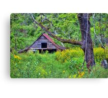 Russell Farmstead Canvas Print