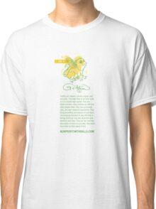 I AM A GRIFFIN! (vertical) Classic T-Shirt