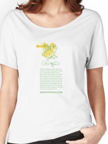 I AM A GRIFFIN! (vertical) Women's Relaxed Fit T-Shirt