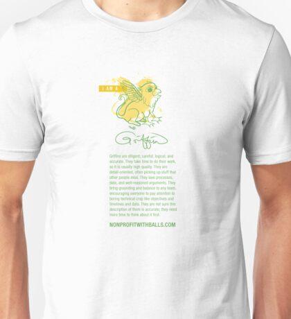 I AM A GRIFFIN! (vertical) T-Shirt