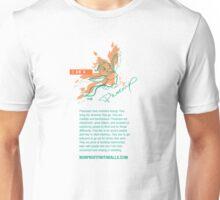 I AM A PHOENIX (vertical) Unisex T-Shirt