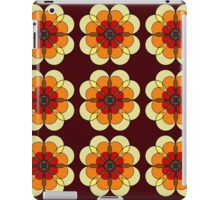 Retro Marigold iPad Case/Skin