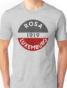 Rosa Luxemburg 1919 Unisex T-Shirt