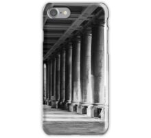Portico At Greenwich iPhone Case/Skin