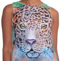 Panther Contrast Tank
