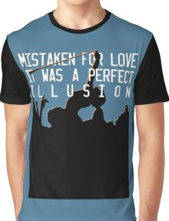 Mistaken for Love // Perfect Illusion // Lady Gaga Graphic T-Shirt