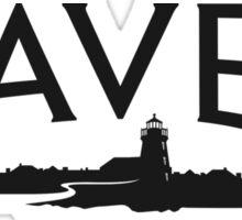 Haven Maine Syfy Logo Sticker