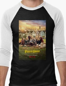 Fuller House season 2 Men's Baseball ¾ T-Shirt