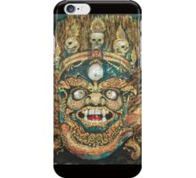 Mahakala iPhone Case/Skin