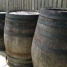 Whiskey Barrels by IamJane--