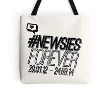 #newsiesforever Tote Bag