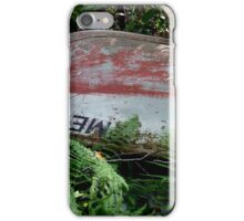 Maine by boat iPhone Case/Skin
