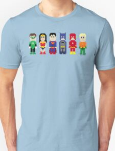 8-Bit Super Heroes 3: The Other Guys T-Shirt