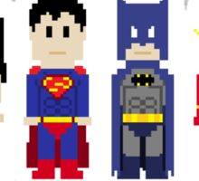 8-Bit Super Heroes 3: The Other Guys Sticker