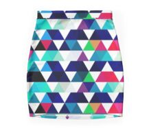 seamless pattern Mini Skirt
