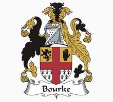 Bourke Coat of Arms (Irish) by coatsofarms