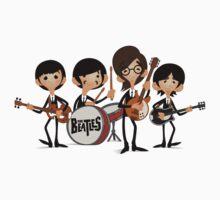 The Beatles  Kids Tee