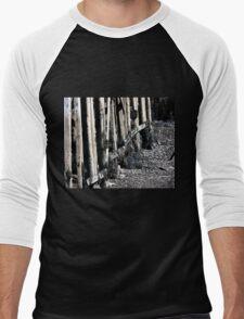 Maine pier Men's Baseball ¾ T-Shirt
