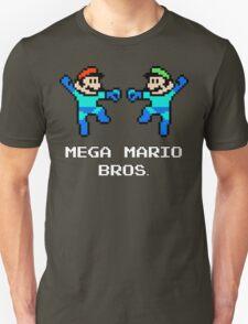 Mega Mario Bros. Unisex T-Shirt