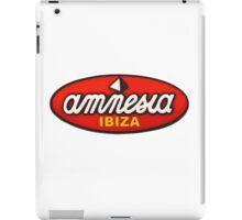 Amnesia Ibiza Original Logos iPad Case/Skin