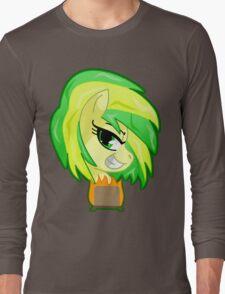 Wooden Toaster/Glaze Long Sleeve T-Shirt