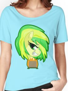 Wooden Toaster/Glaze Women's Relaxed Fit T-Shirt