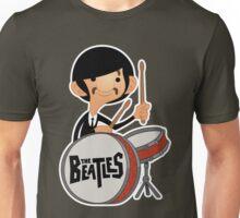The Beatles Ringo Starr (outline) Unisex T-Shirt