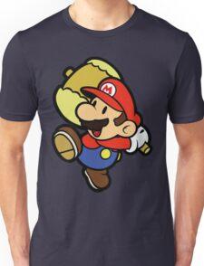Paper Mario Hammer Time Unisex T-Shirt