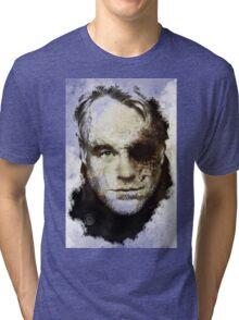 Philip Seymour Hoffman Tri-blend T-Shirt
