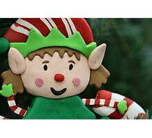 Elf Photographic Print