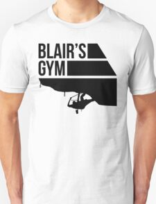 Blair's Gym (Black) T-Shirt
