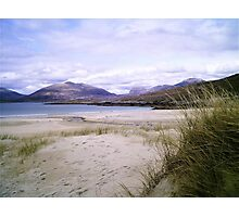 Long Grass - Isle of Harris Photographic Print