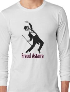 Freud Astaire Long Sleeve T-Shirt