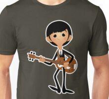 The Beatles Paul McCartney (outline) Unisex T-Shirt