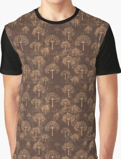 Elegant Pattern LV colours  Graphic T-Shirt