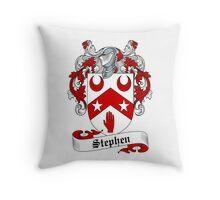 Stephen (1720) Throw Pillow