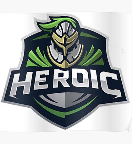 Heroic Poster