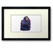 Mr. Robot Framed Print