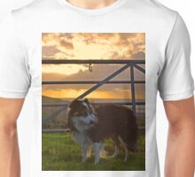 Before Sunset. Unisex T-Shirt