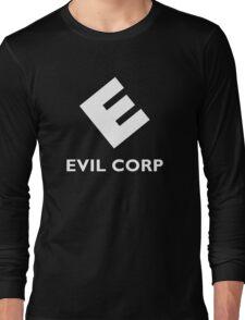 Mr. Robot Evil Corp Long Sleeve T-Shirt