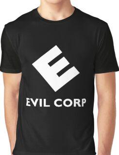 Mr. Robot Evil Corp Graphic T-Shirt