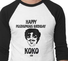 Koko Goldsein Tribute Men's Baseball ¾ T-Shirt