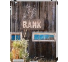 Mescal Bank iPad Case/Skin